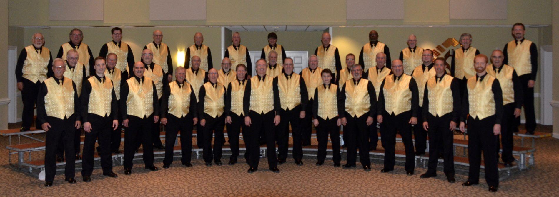 Gold Standard Chorus 2018 at Aldersgate in Charlotte NC
