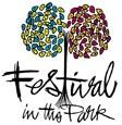 """55th Annual """"Festival in the Park""""- September 20-22, 2019"""